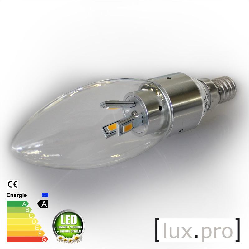 10st ck luxpro e14 kerze led 3 watt lampe leuchtmittel smd. Black Bedroom Furniture Sets. Home Design Ideas