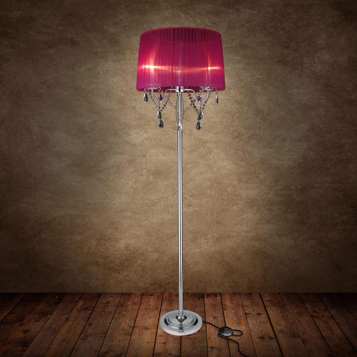 lux.pro® Moderne Stehleuchte Stehlampe Lampe Wohnzimmer ...