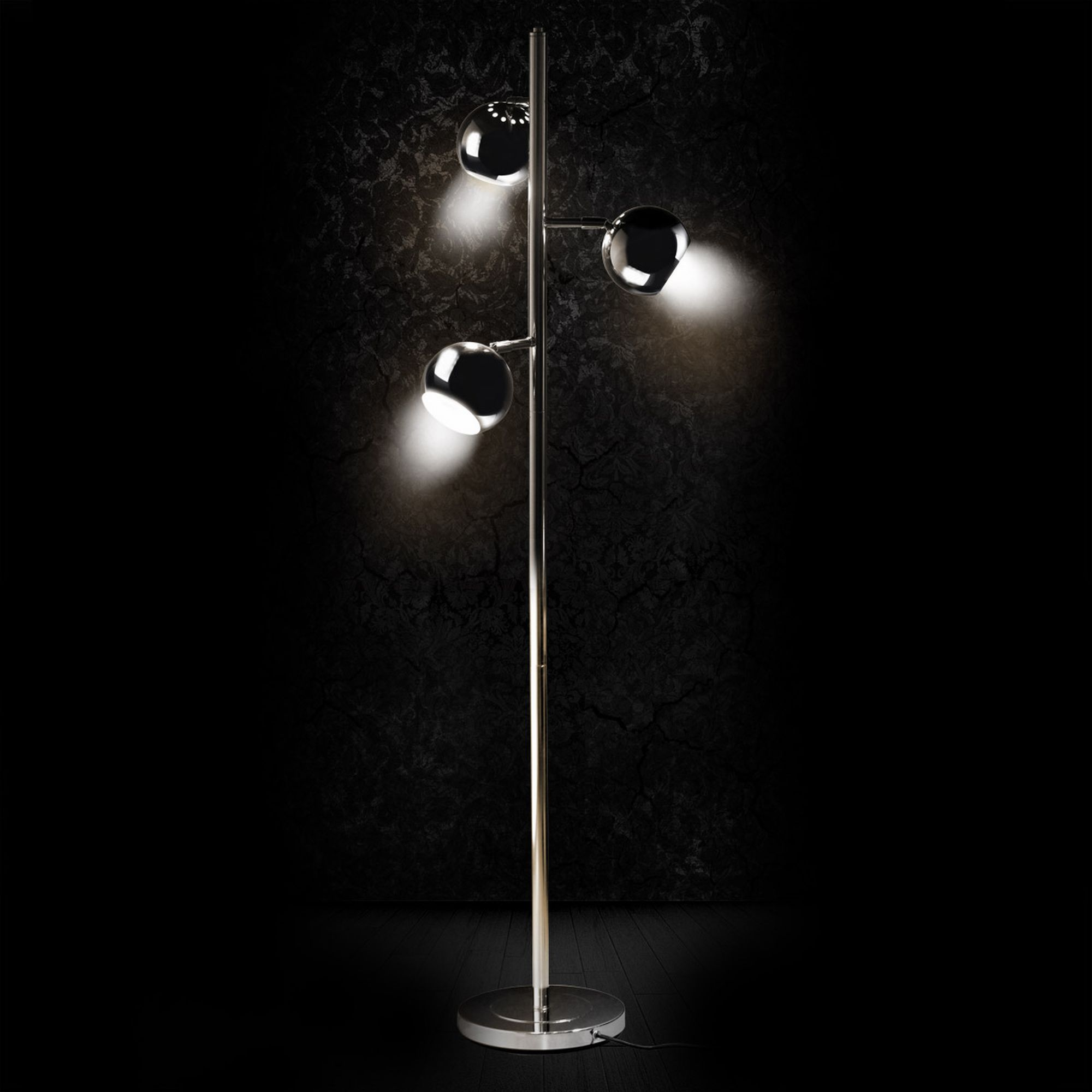 floor lamp standing light led lamps 9 watt design lux