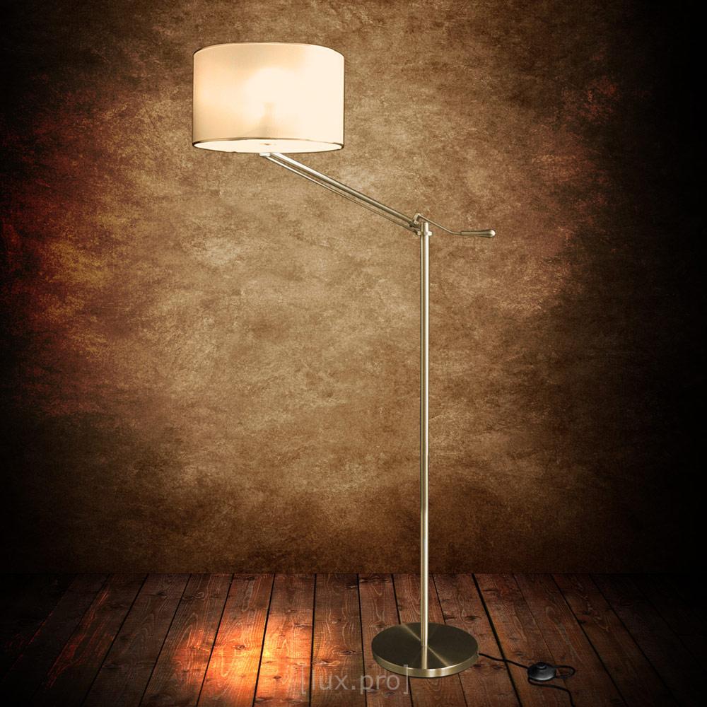 Stehleuchte Stehlampe Hohenverstellbar Wohnzimmerlampe