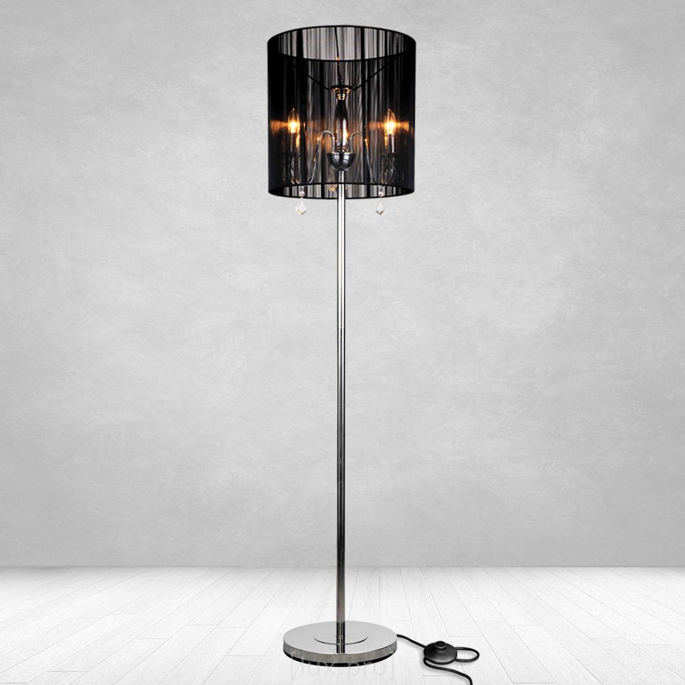 Elegante Stehleuchte Stehlampe Lampe Wohnzimmerlampe