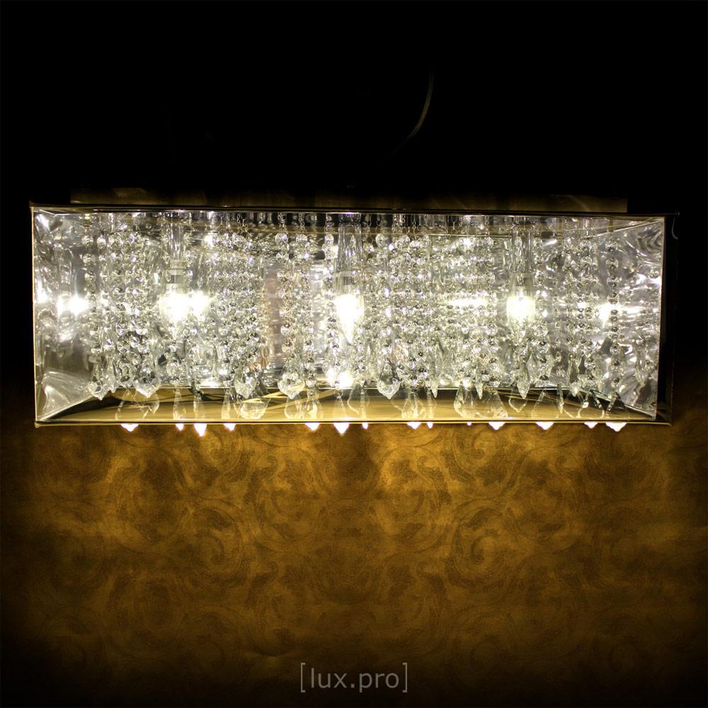 extravagante kristall kronleuchter l ster deckenleuchte. Black Bedroom Furniture Sets. Home Design Ideas