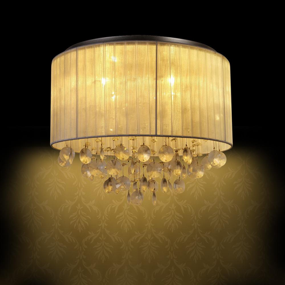 lux.pro® Deckenleuchte Deckenlampe Lampe Leuchte Mesh ...