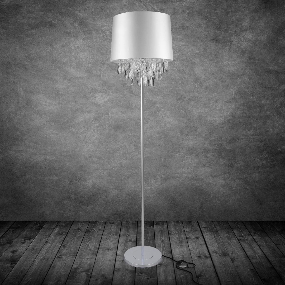 lux.pro® moderne stehleuchte stehlampe lampe wohnzimmer leuchte