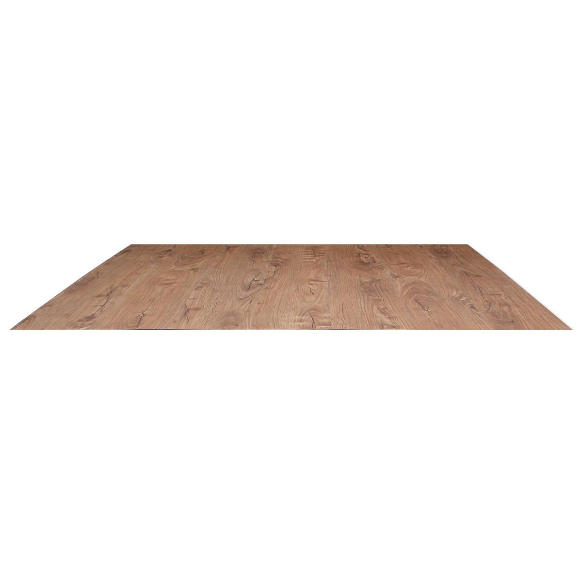 Neu holz 1 11m vinyl laminate flooring planks oak for Vinyl laminate flooring