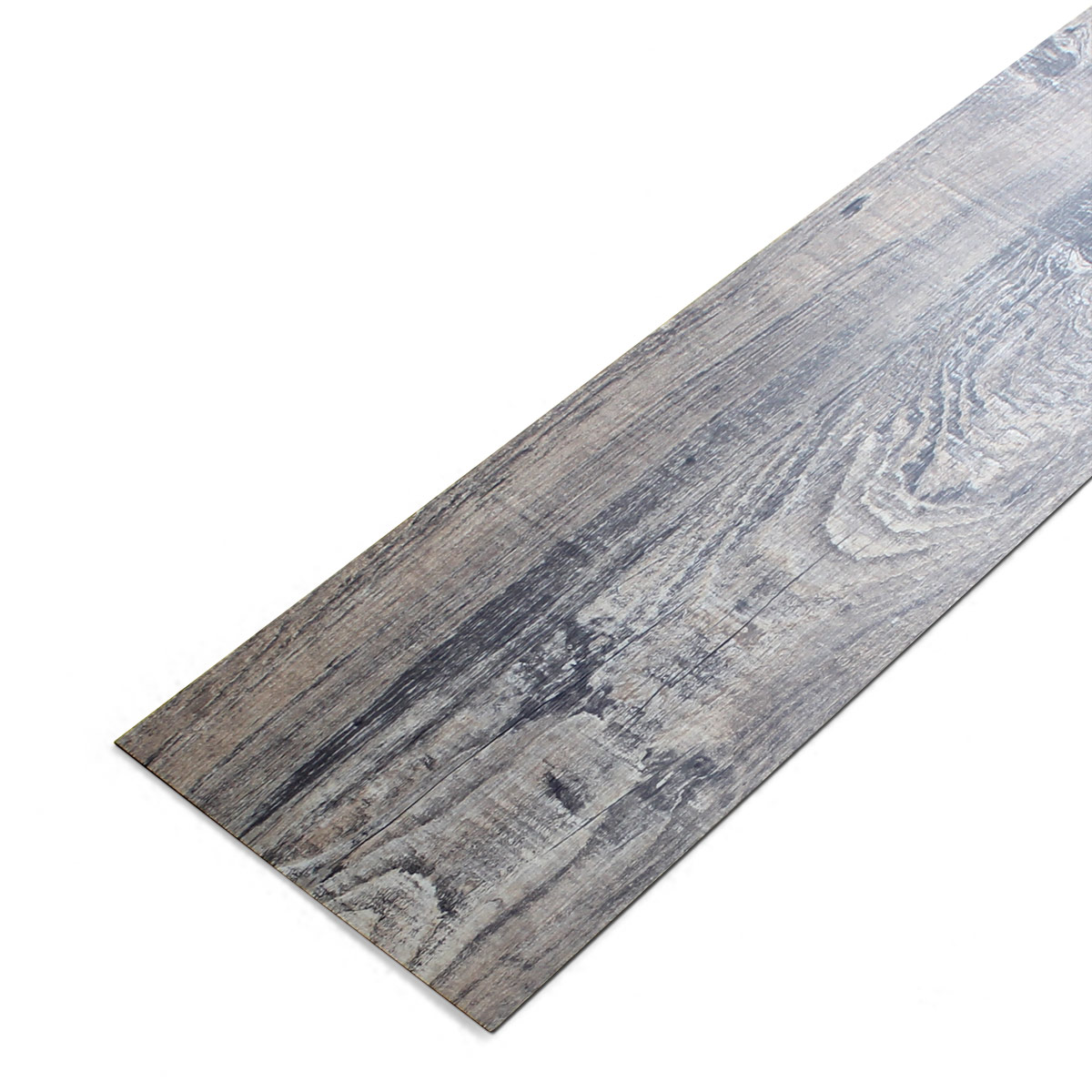 Neuholz 5 02 m vinyl laminate flooring oak wood planks for Pvc wood flooring