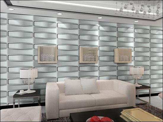 neuholz 6m wandpaneele 3d wandverkleidung design wand paneel verblender edel ebay. Black Bedroom Furniture Sets. Home Design Ideas