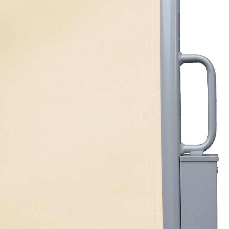 neu holz seitenmarkise 180x300cm sichtschutz sonnenschutz seitenwand sonta berry. Black Bedroom Furniture Sets. Home Design Ideas