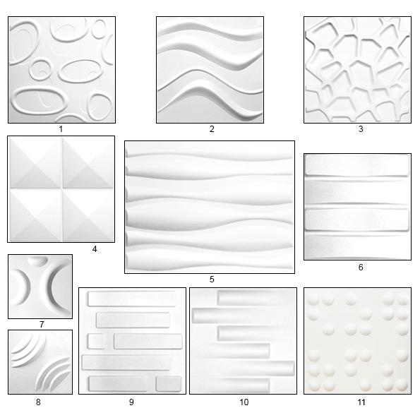 neu holz 6m 3d wandpaneele wandverkleidung design wand paneel verblender 6qm ebay. Black Bedroom Furniture Sets. Home Design Ideas